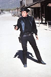 """Celebrity Vault Johnny Cash: Country Star on The Set, an Archival Print - 24"""" x 20"""""""