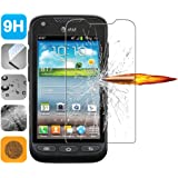 Premium 9H Tempered Glass LCD Screen Protector for Samsung Galaxy Rugby Pro SGH-i547
