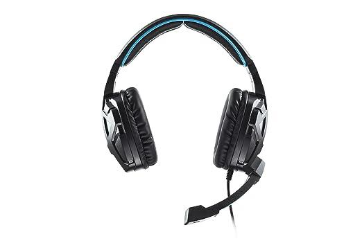 BG-Gaming BM-AUD05 - Auriculares de diadema cerrados (con micrófono): Amazon.es: Electrónica