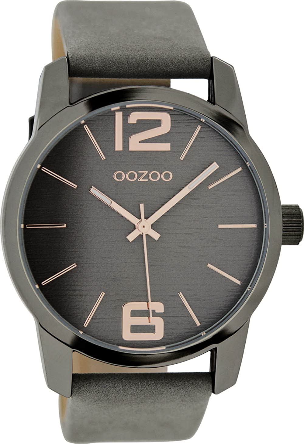 Oozoo women s watch with leather strap c4426f36502