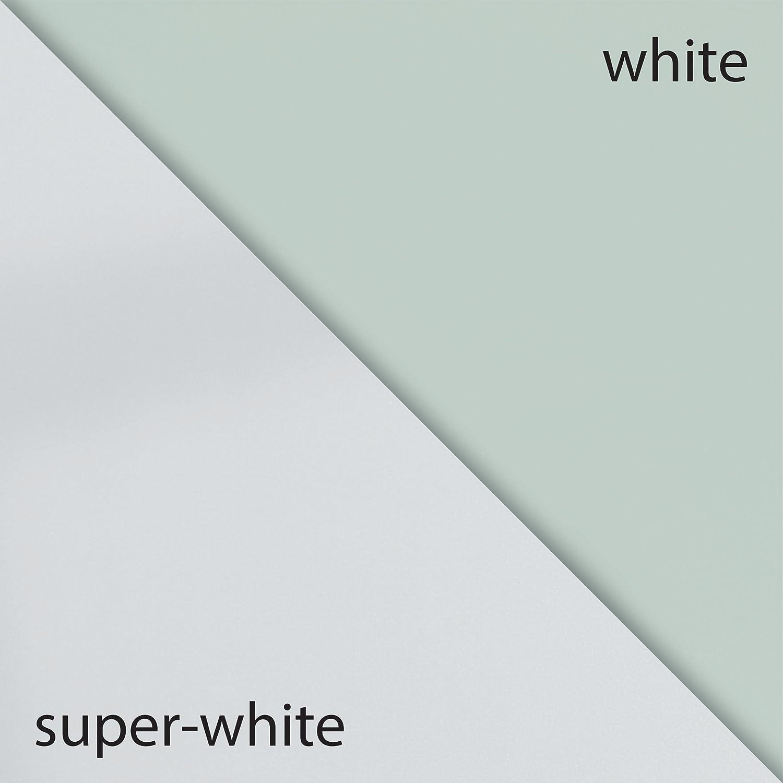 SIGEL GL121 Magnetic Glass Board // Magnetic Pinboard super white 60 x 40 cm Artverum