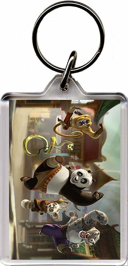 Kung Fu Panda Llavero: Amazon.es: Equipaje