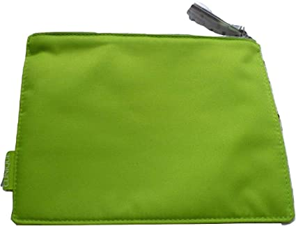 Clinique - Neceser para maquillaje, color verde lima: Amazon.es: Belleza