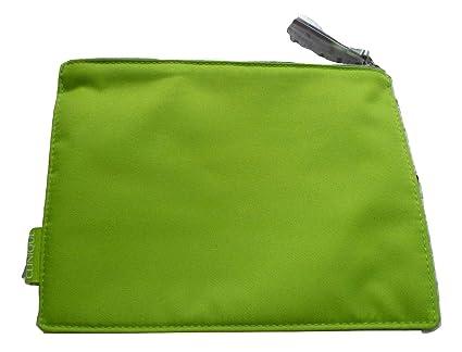 Clinique - Neceser para maquillaje, color verde lima: Amazon ...