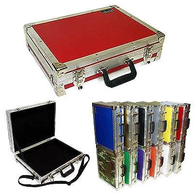 1b7cb4255a05 Briefcase ATA Style - Std Size - Id 17 1/2 X 12 3/4 X 3 3/4 High ...