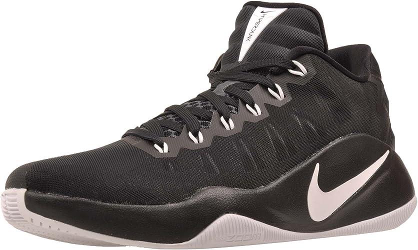 Nike Hyperdunk 2016 Low, Scarpe da Basket Uomo, Nero (Black