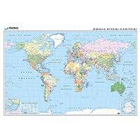 Gürbüz Yayınları 22024 Dünya Siyasi 100 X 140