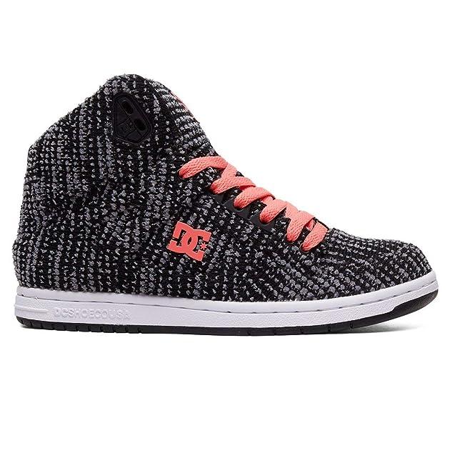 DC Women's Pure High-top Tx Se Skate Shoe
