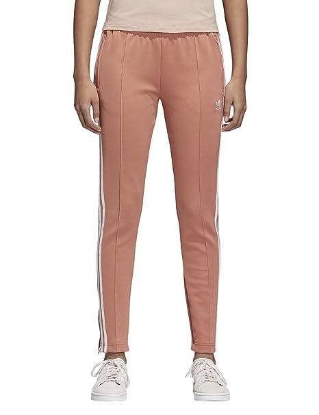 adidas SST TP W Pantalón de deporte ash pink: Amazon.es ...