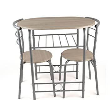 modern dining room table and 2 chairs set breakfast tables bistro