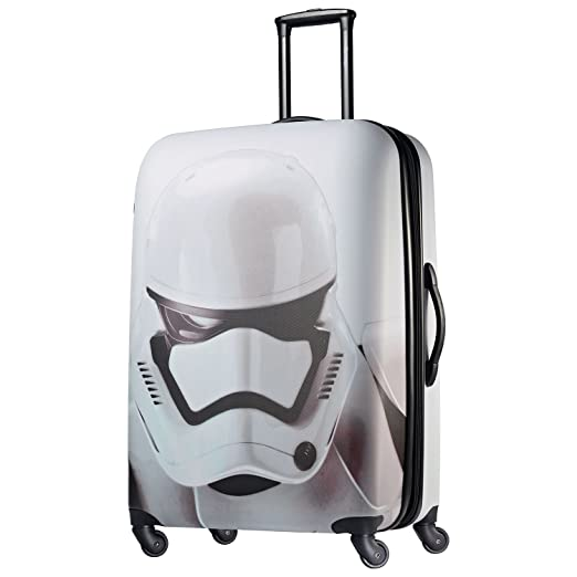 American Tourister Star Wars 21 Inch Hard Side Spinner, Episode 7 Storm Trooper