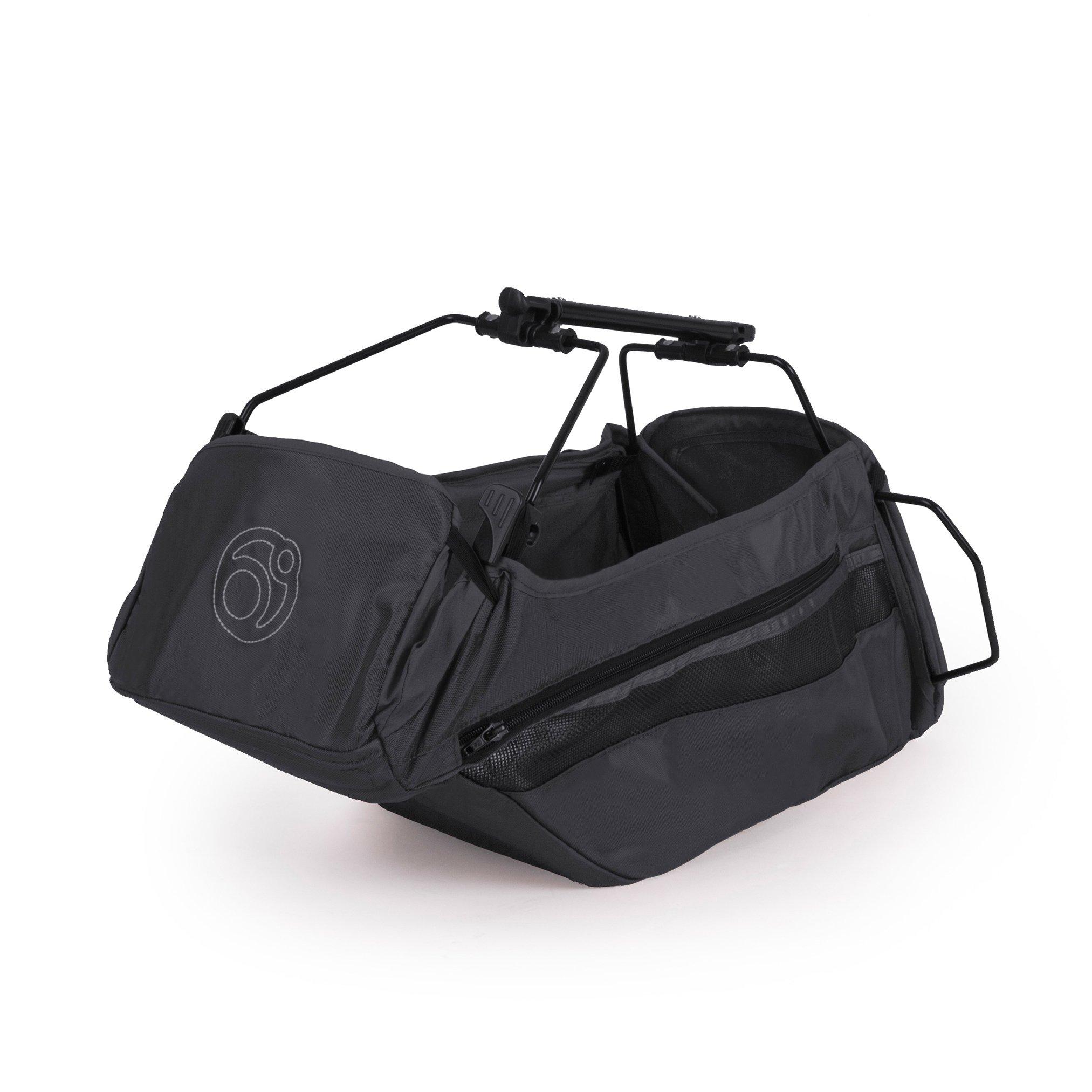 Orbit Baby G3 Stroller Cargo Basket, Black
