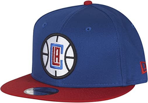A NEW ERA Era NBA Team 9FIFTY LA Clippers Gorra, Hombre, Azul, S/M ...