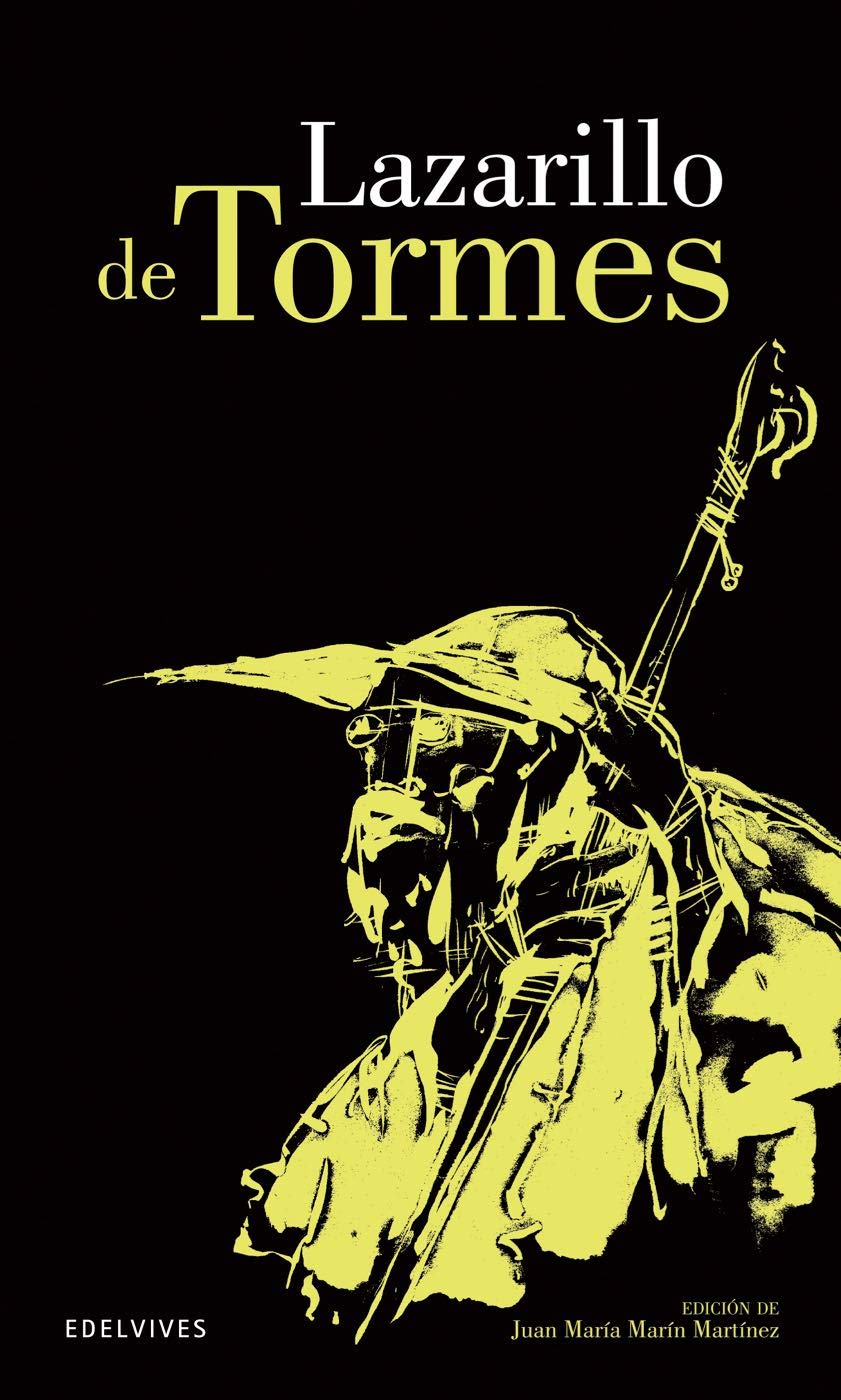 El Lazarillo de Tormes: 2 (Clásicos Hispánicos): Amazon.es: Marin ...