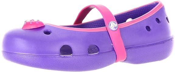 Crocs Keeley de niñas: Amazon.es: Zapatos y complementos