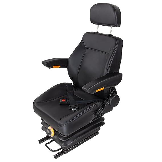 Arm-//Rückenlehne H3F6 Univeral Traktorsitz Schleppersitz Treckersitz inkl