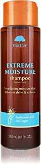 product image for Extreme Moisture Shampoo, Tree Hut Hair & Scalp Treatment With Organic Shea Butter, for Normal To Dry & Color Treated Hair, No Sulfates, Made In USA, 12 Fl. Oz, 12 Ounce