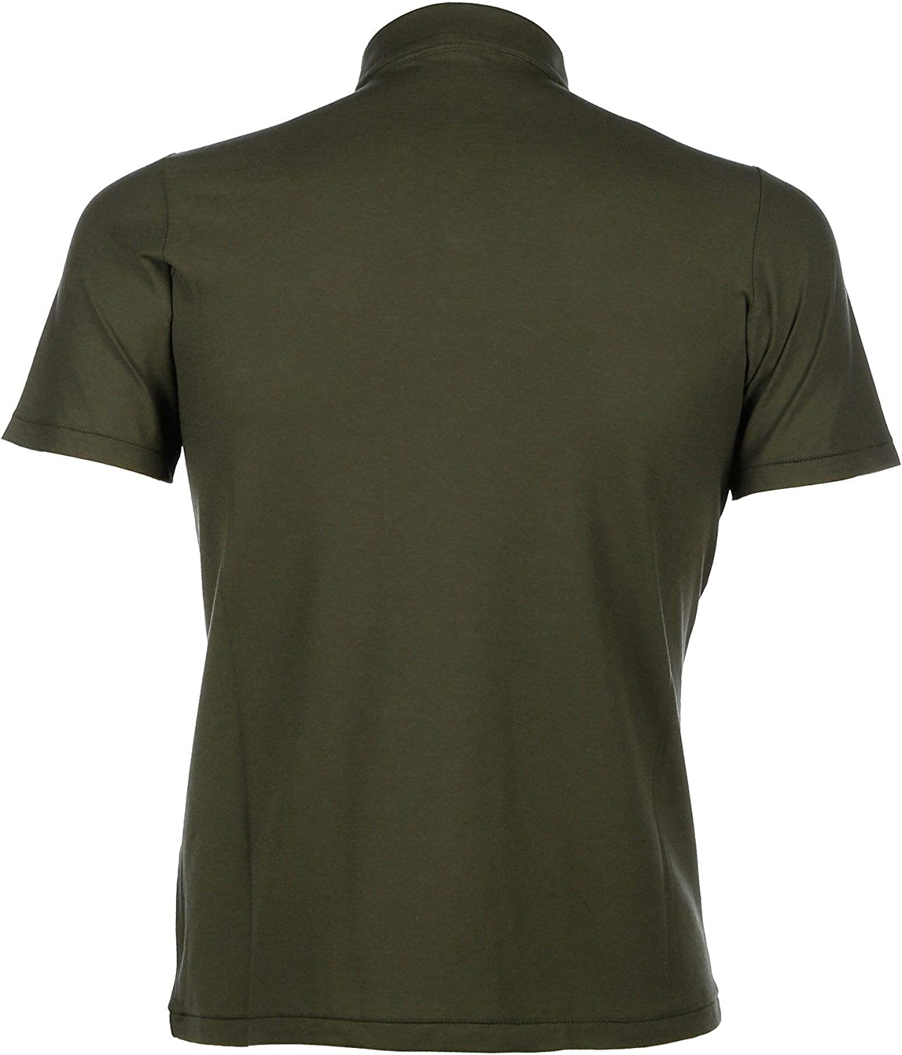 NUUR Luxury Fashion Mens Polo Shirt Summer Green