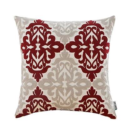 Fabulous Amazon Com Top Eletina 50 Couch Pillows Covers 18 X 18 Inch Machost Co Dining Chair Design Ideas Machostcouk