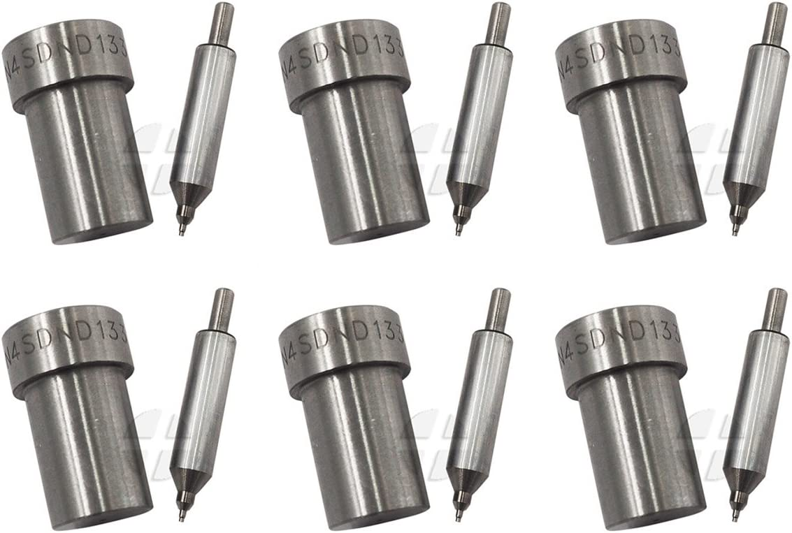 Automotive Injector Nozzle 0 433 271 221//DN4SDND133//093400-1330 fits TOYOTA 2L-T 6pcs//set