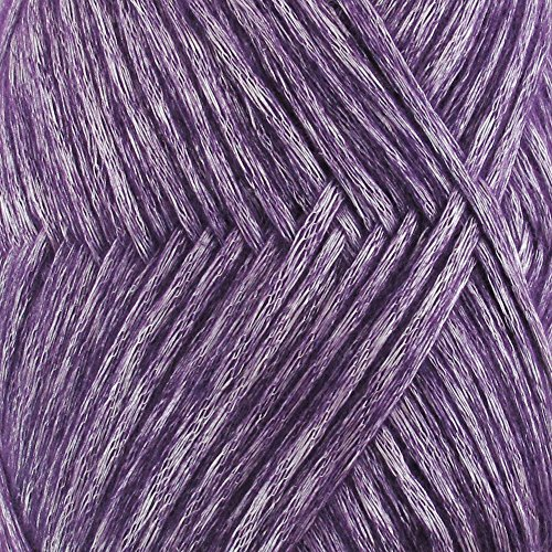Dk Weight Sock Yarn - Air Breeze Yarn - Fine Light DK Weight Yarn for Socks, Sweaters, Baby Items - 50g/Skein - Passion Purple - 4 skeins
