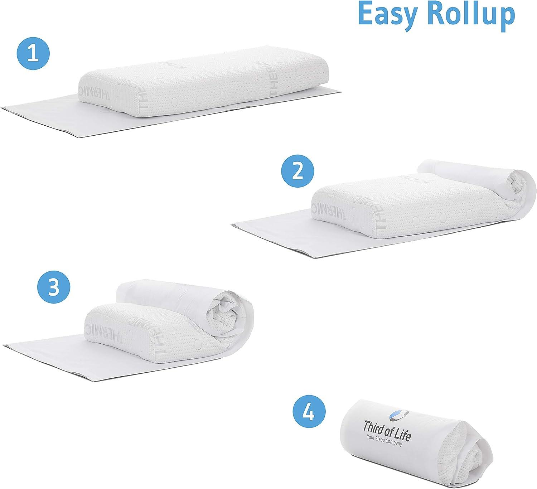 Third of Life Visco Pillow HADAR medium