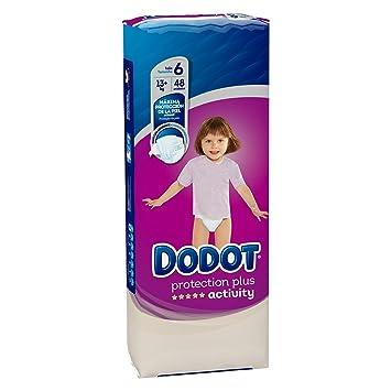 Dodot Activity - Pack de 42 pañales, talla 6: Amazon.es: Salud y cuidado personal