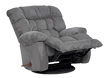 Amazon.com: Oso de peluche chaise Swivel planeador Sillón ...