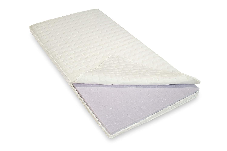 Betten Traum Land Gel Memory Foam Topper Plus 8 Cm Bodyprint