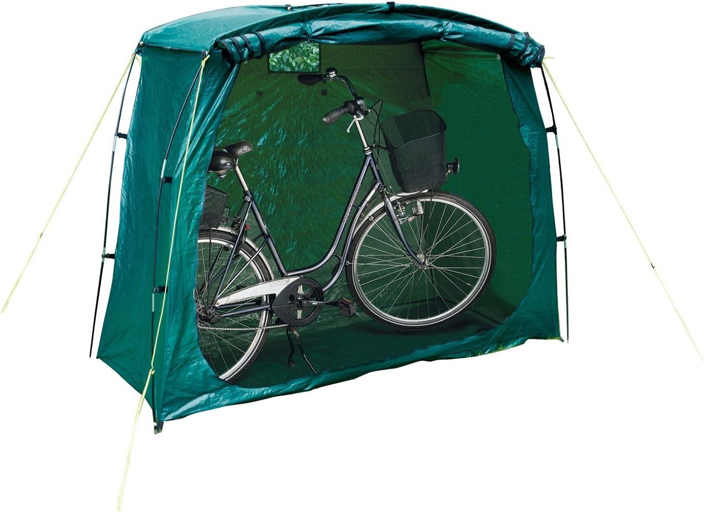 Tenda per Negozio di Biciclette Tenda per parcheggio allaperto per Due Biciclette () 78x 32 x 65 Tende Impermeabili per Bici Ritioner Negozio di Biciclette