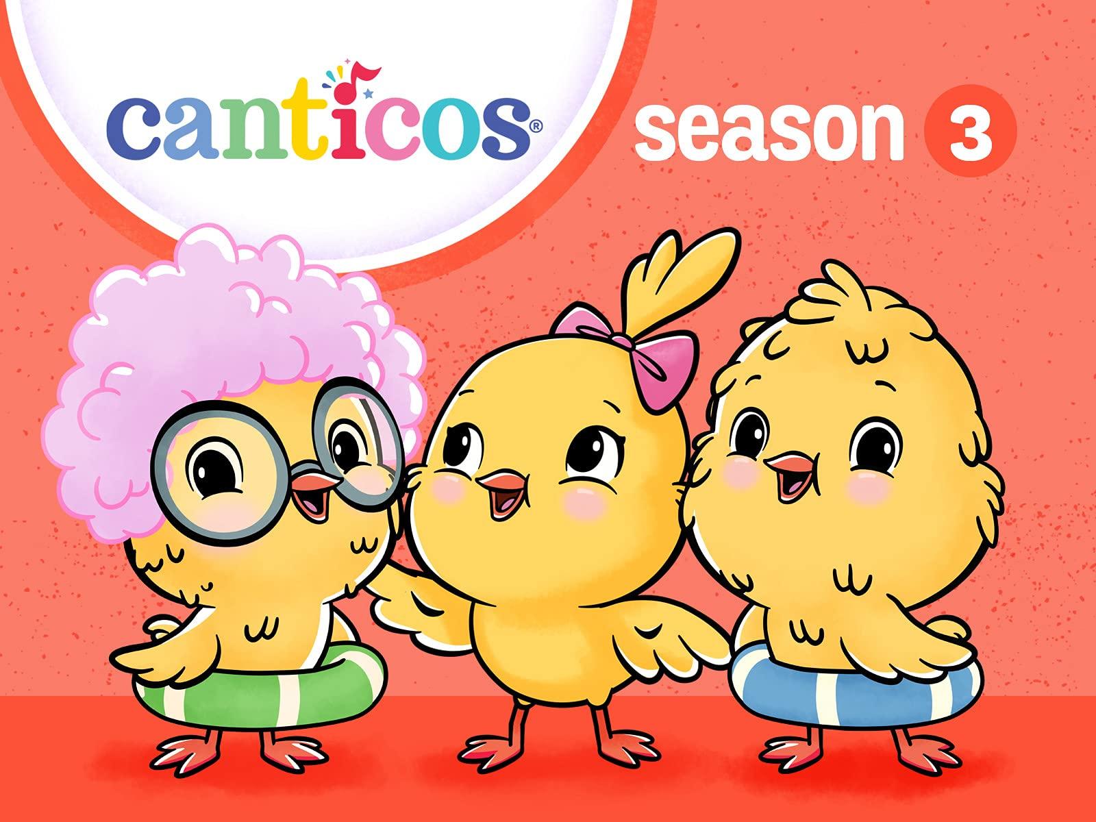 Canticos on Amazon Prime Video UK