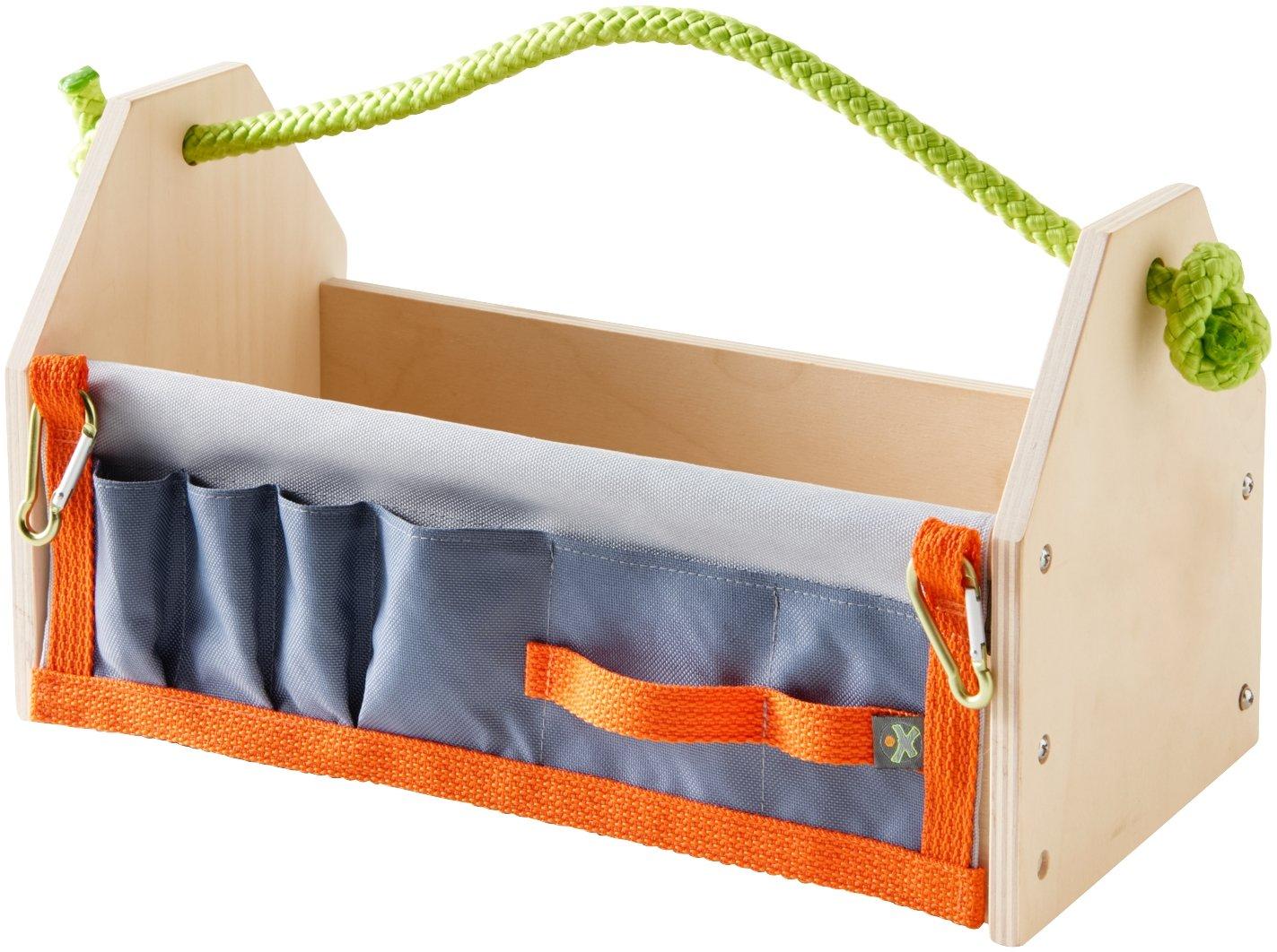 Werkzeugkasten Kinderspielzeug - HABA Terra Kids Werkzeugkasten-Bausatz