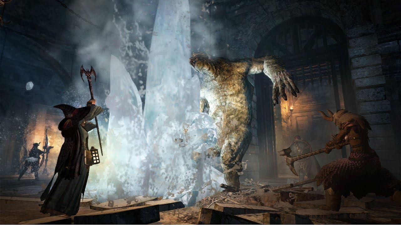 Capcom Dragons Dogma - Juego (PlayStation 3, Acción / RPG, M (Maduro)): Amazon.es: Videojuegos