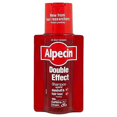 6 x Alpecin Double Effect Shampoo 200ml