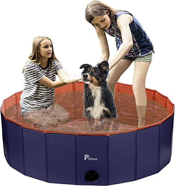 Pidsen Foldable Pet Swimming Pool