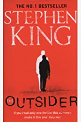 The Outsider: The No.1 Sunday Times Bestseller Paperback