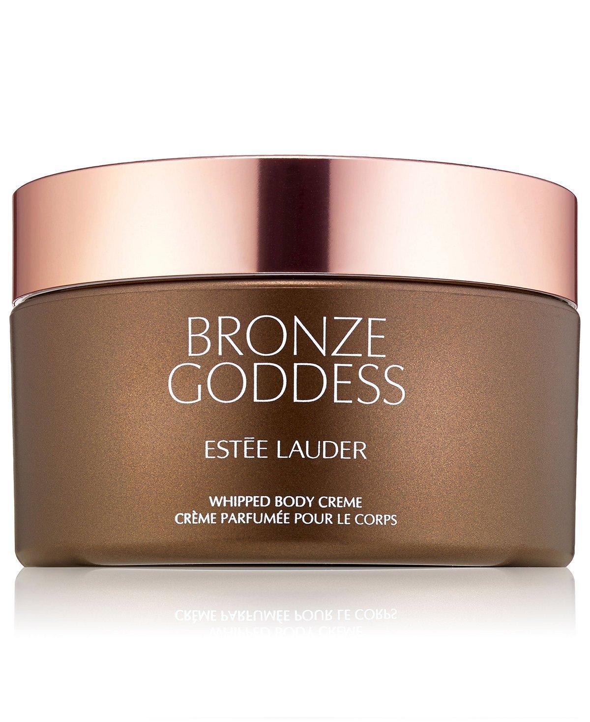 Amazon Com Estee Lauder Bronze Goddess Whipped Body Creme Limited Edition 6 7 Fl Oz 200 Ml By Estee Lauder Srl Beauty