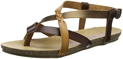 Blowfish Women's Granola Fisherman Sandal (37 M EU/6.5 B(M) US