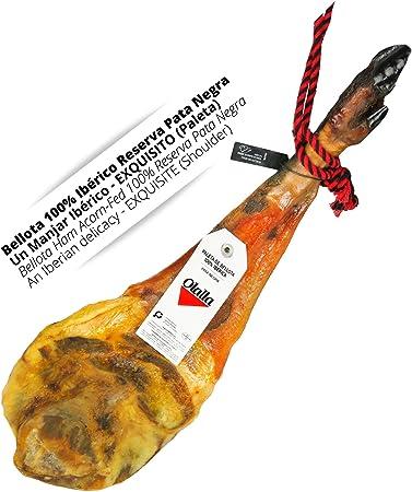 Elaborado a partir de los MEJORES EJEMPLARES DE CERDO IBÉRICO, el sabor de este producto gourmet cur