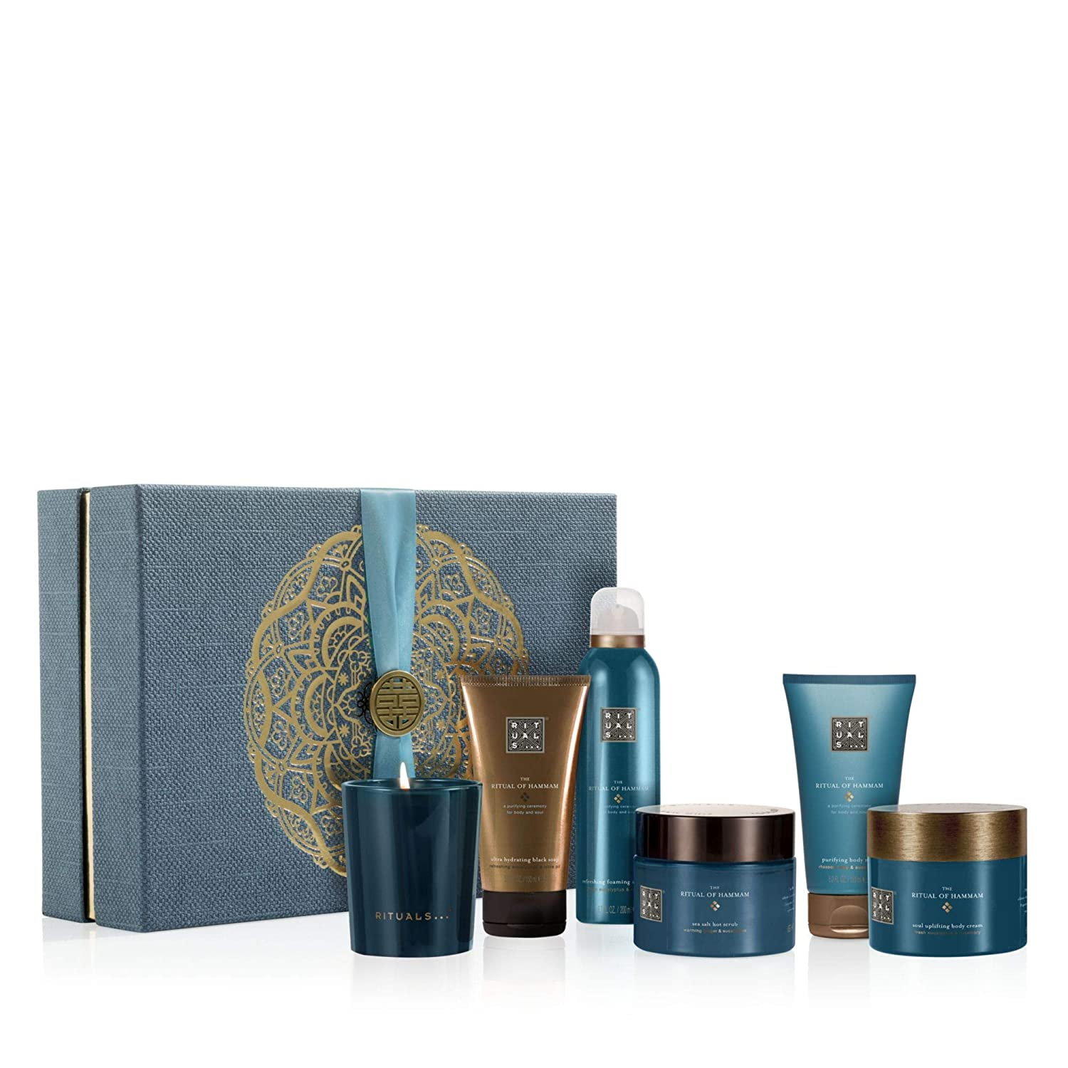 Rituals The Ritual of Hammam Purifying Ceremony - Set de Regalo
