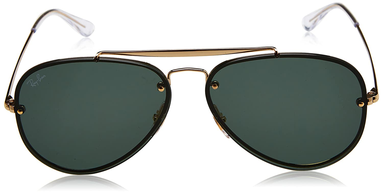 09b0566b8f384 Óculos de Sol Ray Ban Blaze Aviador RB3584N 9050 71-61  Amazon.com.br   Amazon Moda