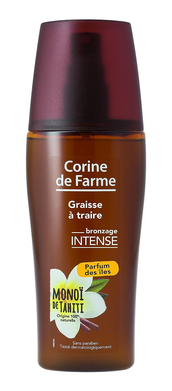 Graisse à traire en Spray au Monoï de Tahiti 150 ML Corine de Farme