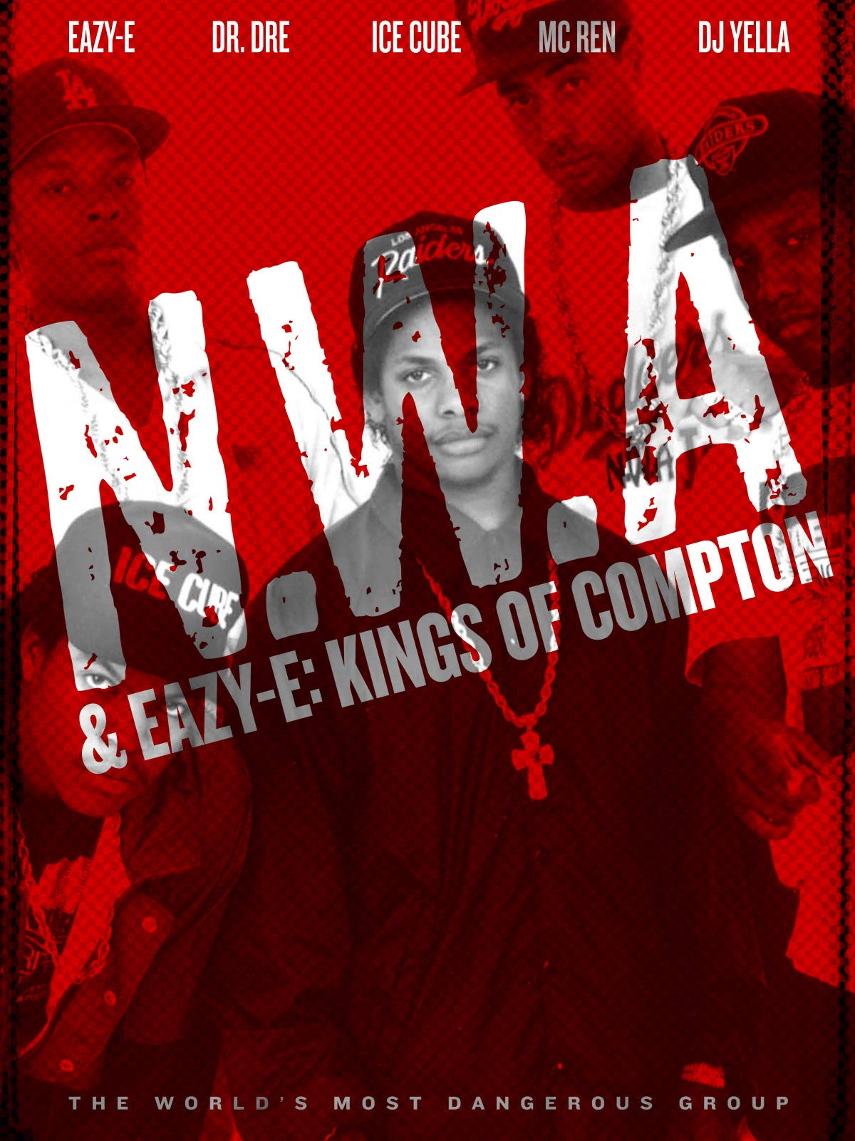 NWA & Eazy-E: Kings of Compton on Amazon Prime Video UK