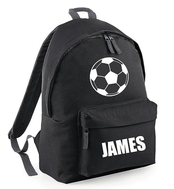 PERSONALISED Boy Girl Premier League Football  kit Gym BAG PE School Any Club