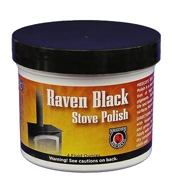 MEECO rojo DIABLO de la 402 estufa pasta brillante para manualidades, color negro: Amazon.es: Bricolaje y herramientas
