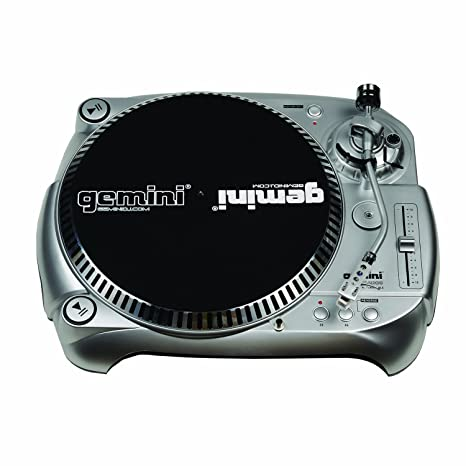 Amazon.com: Gemini DJ tt-2000 Direct Drive DJ turntable ...