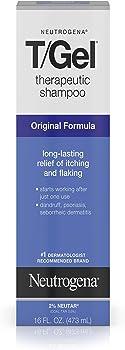 Neutrogena Gel Therapeutic Shampoo, 16 fl. oz