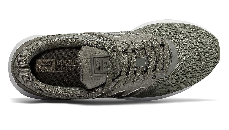 New Balance Women's 24v1 Sneaker B0797BS7Q9 6.5 B(M) US|Green
