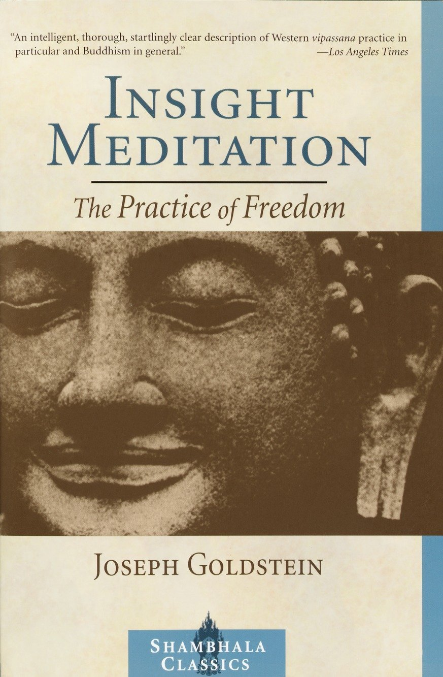 Insight Meditation  A Psychology Of Freedom  The Practice Of Freedom  Shambhala Classics