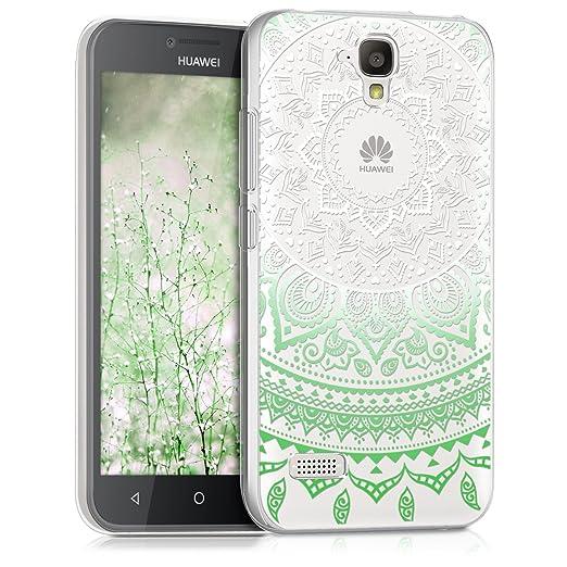 16 opinioni per kwmobile Cover per Huawei Y5- Custodia in silicone TPU- Back case protezione